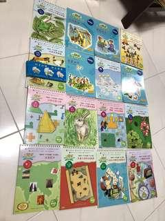🚚 Logico books in chinese for 7-8 years old