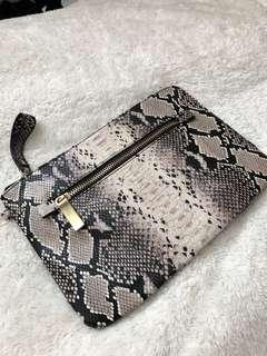 TOPSHOP CLUTCH BAG