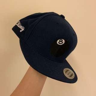 🚚 Stussy 深藍 棒球帽