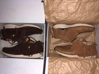 visvim FBT dark brown DK brown moccasin