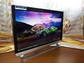 Toshiba i7-4thgen / 8gb ram ddr3L - 1 Tb hardisk / 21.5 full hd