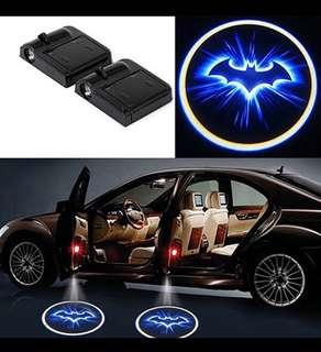 LED car door