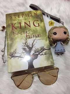 Stephen King's Finders Keepers