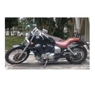 WTB Honda shadow Slasher 400