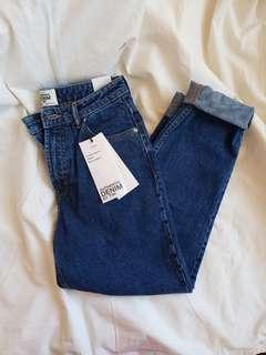 BNWT Zara Mom Jeans