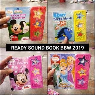 Ready Stock Buku Big Bad Wolf¦ sound book