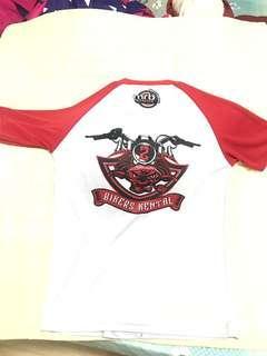 T shirt Biker kental 2
