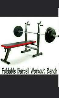 Heavy Duty Workout Bench Promotion Price