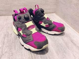 勿議價US 9 Reebok Pump Fury