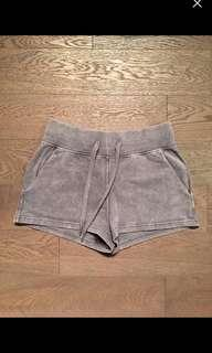 Lulu lemon shorts size 4