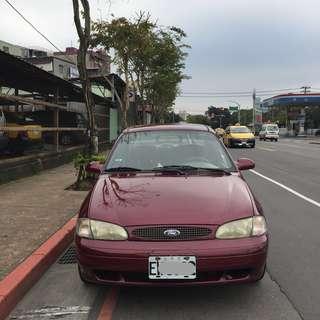 [ 自售 ]福特-嘉年華 代步車