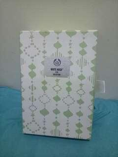 THE BODY SHOP GIFT WHITE MUSK