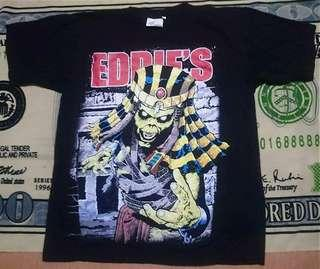 Official Iron Maiden tshirt - Fc italy