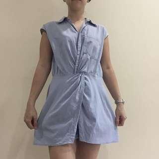 Baby blue Jumpsuit