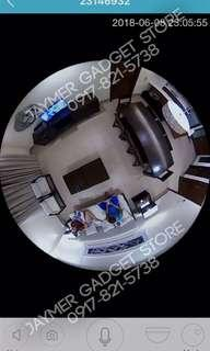 360 supercam CCTV that works with or without wifi