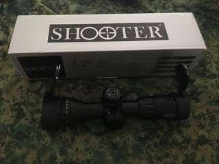 Shooter scope 3-9-32*AOL
