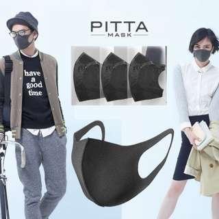 Fashion  Pitta Mask