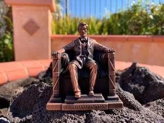 原來林肯總統的屁屁是削鉛筆機(美國購入)