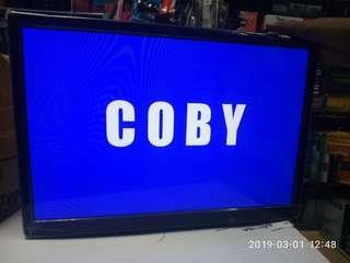 Coby Flatscreen Tv 22inches