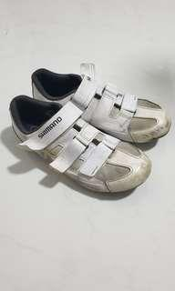 Shimano RP2 shoes, size 43