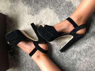 Nicholas heels