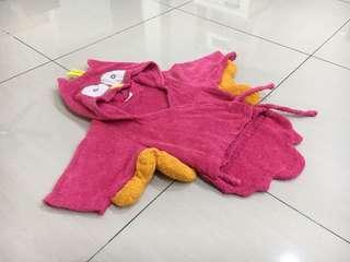Owl Shower robe