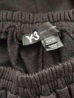Y-3 sack skirt