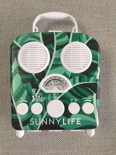 Sunny Life Beach Sounds Speaker