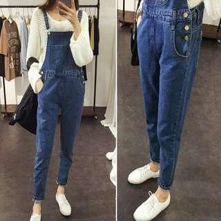 XS to S Jean Jumpsuit FOC postage
