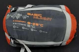 TRITON BASIC MUMMY Sleeping Bag