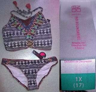Assorted Printed Bikinis and Tankini Swimwear