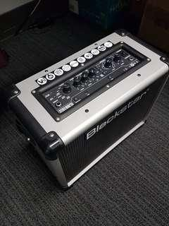 Excellent Blackstar IDcore 20 stereo amp silver amplifier