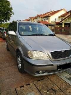 MPV for sell