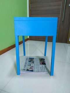 Ikea bed table