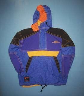 KILLY VINTAGE CAGOULE SNOWBOARD jacket ( Hard Waterproof )
