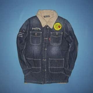 Buzz spunky workwear chore jacket