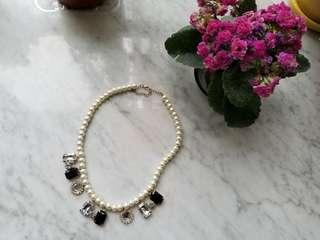 晚裝頸鏈(necklace)