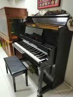 Piano K48 kawai Japan imported set original