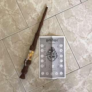 Harry Potter interactive wand