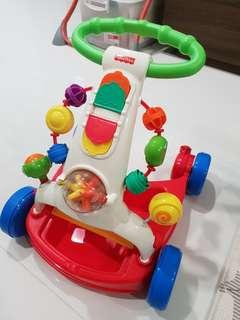 Fisher Price Walker (Almost New)