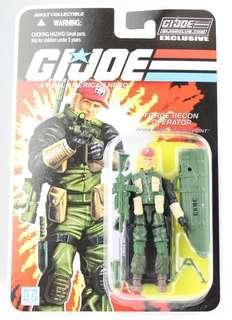 G.I. Joe Hollow Point Subscription Figure 7.0