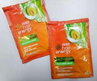TAKE ALL: Makarizo Hair Energy 🌸