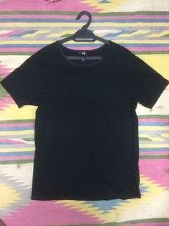 H&M plain tshirt