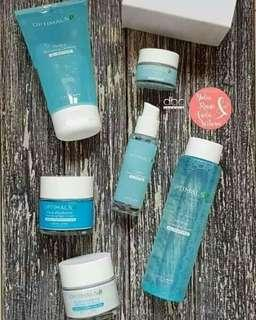 SKINCARE ORIFLAME OPTIMALS