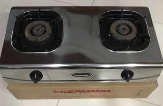 La Germania cooking stove