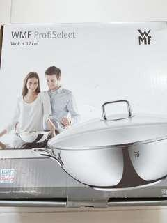 🚚 WMF ProfiSelect Wok 32cm