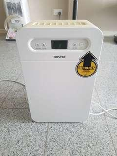 Dehumidifier Novita ND296i