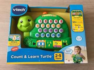 🚚 Vtech Count & Learn Turtle