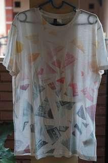 H&M graphic t shirt
