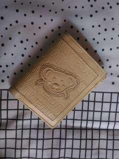 Preloved dompet Milk Teddy